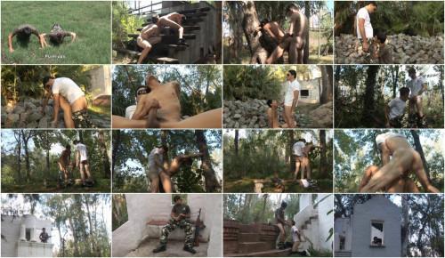 Destroy Army Sluts