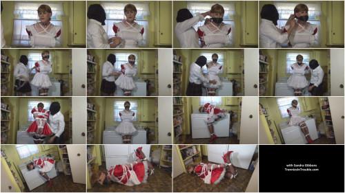 San Red Female house servant
