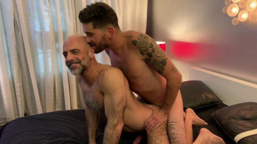 RFC - Adam Russo fucked by sexy big dicked Chris Damned