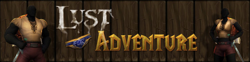 Lust for Adventure [Anal,Character creation (Female / Male protagonist),Text based]
