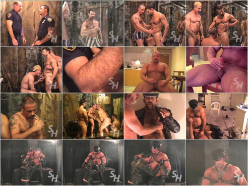 Super New Collection 2017 - Exclusiv 50 clips in 1. SmokingHunks. Part 4.