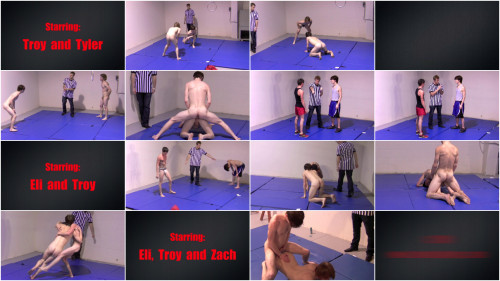 Ultra hard homo bdsm - Strip Wrestling