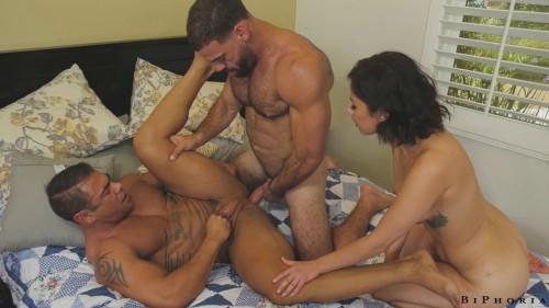 Bi Popular Demand: Penelope Reed, Draven Navarro, Ricky Larkin (720p)