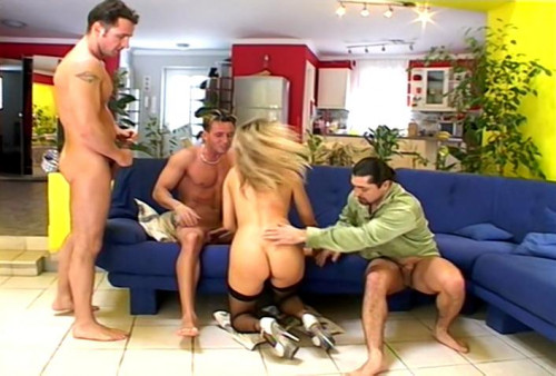 Christoph's Beautiful Girls vol.11 (Bonus) [2003,Full-length films,Evil Angel,Scene 1. Nikki Montana,Anal,Medium tits,Interracial]