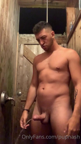 OnlyFans Pup Nash Part 2 [Gay Solo]
