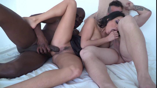 Les Retrouvailles [Full-length films,acquie andamp; Michel,Anna Polina,Threesome,Anal,Russian Girls]