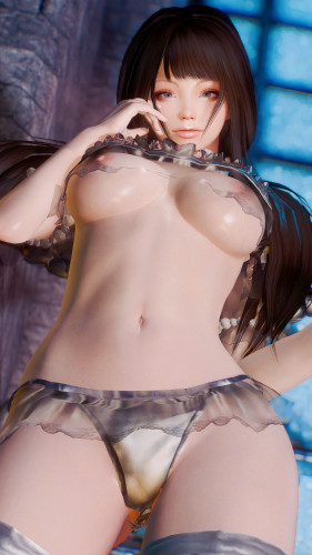 Tullius Channel [3D Porn Comic,bondage,magical girl]