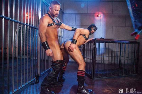 FF - Leather Dogs Part 1 - Dirk Caber & Jake Morgan