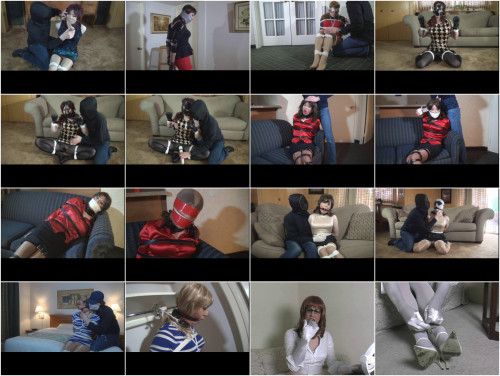 Transsexual And Bondage Videos  Part 11 ( 20 scenes) MiniPack