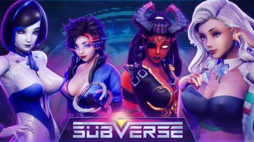 Subverse [2021,Monster Girl,Oral Sex,Sex Toys]