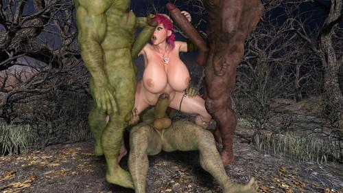 Dungeon Slaves [Female Protagonist,Handjob,Vaginal Sex]