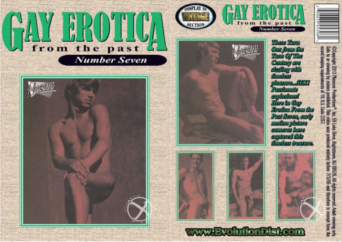Gay Erotica From The Past Vol 7
