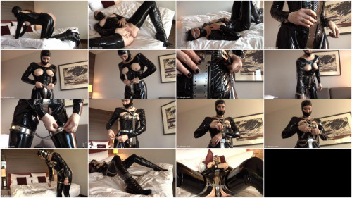 Enforced chastity Tied - Anna Rose