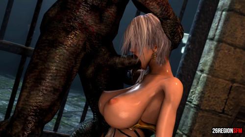 Kasumi the Slave of Hell - Vol. 4 - Scene 3 - Dangerous Bitch - Full HD 1080p