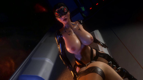 Space Cabin [2020,3D,All sex]