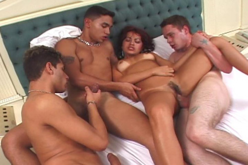 Bisexual House Party 2 [Bisexual,Macho Man Video]