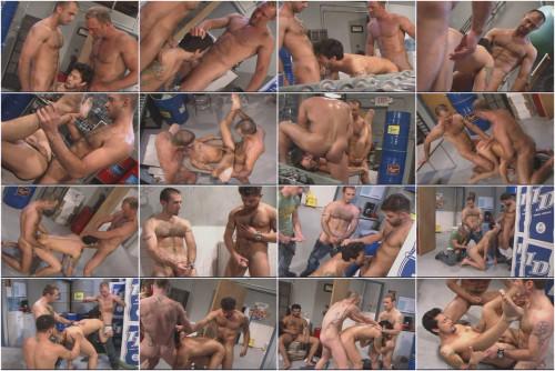 Hot orgies with most popular models