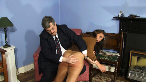 High-Definition Spank part 2 [2010,HDspank,Teen,Uniform,Spanking]