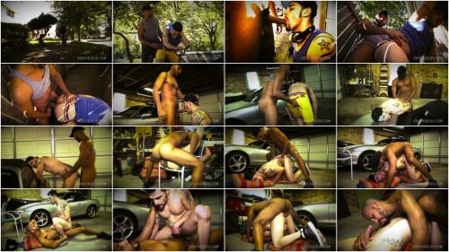 Ericvideos Cuty Luiss gets love by Antonio Biaggi