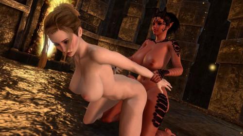 Ina scene 2 [2020,3D,All sex]