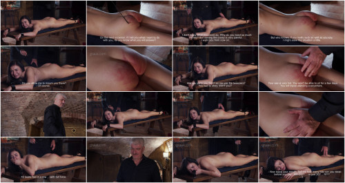 Thorny Path to Salvation - Kyra and Dr. Lomp - Scene 6 - UltraHD 2160p