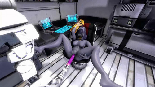 Cartoon Fuck Collection With Tali'Zora