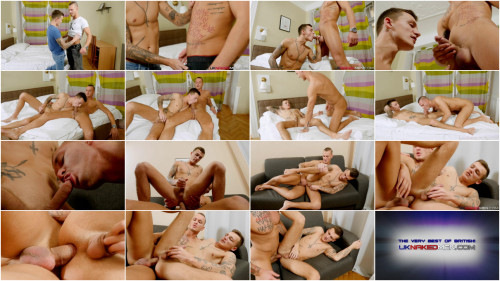 UK Naked Men - Logan Hawk & Dom Ully