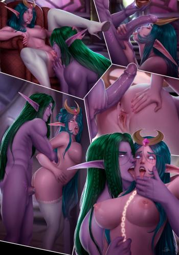 Darkra Collection [darkra,vaginal sex,monster]