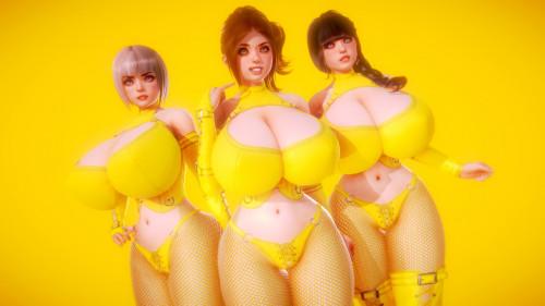 Milkies [lactation,big breasts,big penis]