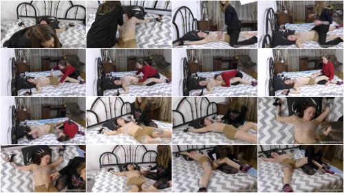 HD Bdsm Sex Videos Tickling Lisa part 3
