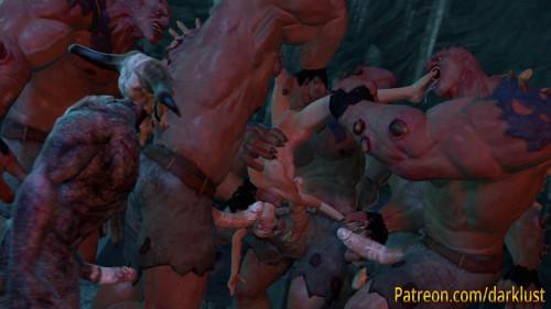 Orgy Monster - Part 3 Beta Full