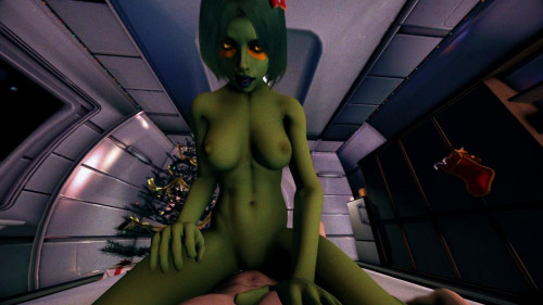 Gamora present [2020,All sex,3D]