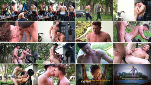 NakedSword - JJ Knight & Brent Corrigan