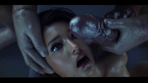 Valentine Chronicles: Infection [3DCG,Anal,Huge Cock]
