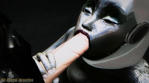Virtual Robo Pussy Reloaded [2018,Big Ass,Blowjob,Anal]