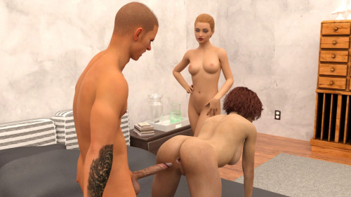 Life In Middle East Version 0.5 [2020,Romance,Anal sex,3DCG]