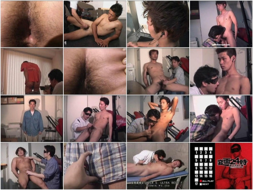 Perverted Interviewer s24 Changing Faces for 24 Hours - Sexy Men HD