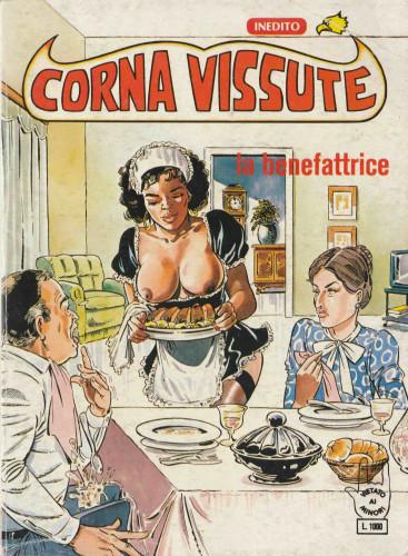 Corna Vissute - 19 Issues