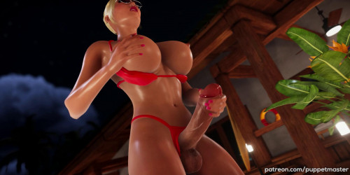 Sensual Adventures - Vol. 5 - The Vacation Night Time Pussy - Full HD 1080p