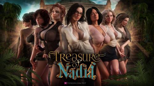 Treasure of Nadia v.81042 CG [vaginal sex,3dcg,milf]