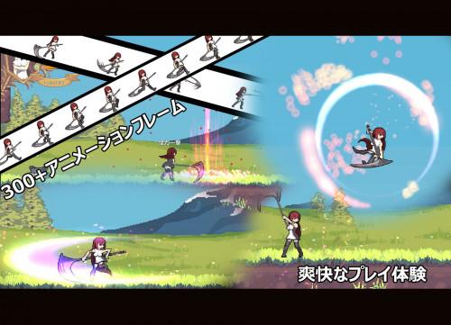 Dancing Reaper Ver. 1.02 [2021,Action,Monsters,Fantasy]