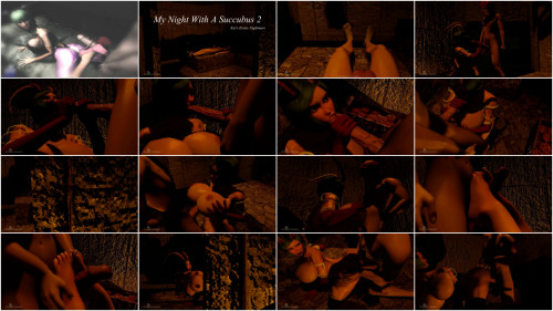 My Night With a Succubus Vol. 2 - HD 720p