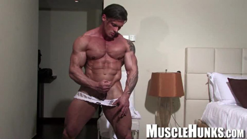 MH - Dragos Milovich - The Muscle Boss In Private