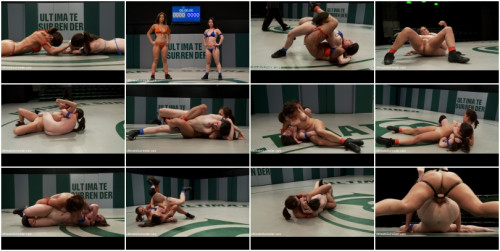 Serena Blair (8th) vs Audrey Rose (14th)<br />Brutal fight, neither wanting to lose. Intense action!