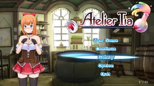 Atelier Tia [Yuri,Animation,Furry]