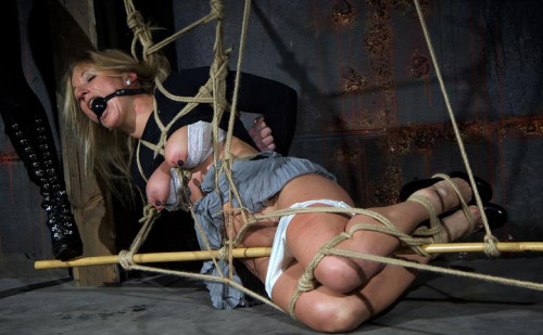 Despair and pain in BDSM