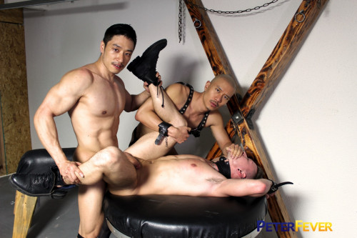 PF - Suit and Tied: Submission - Duncan Ku, Caged Jock, Tyler Slater