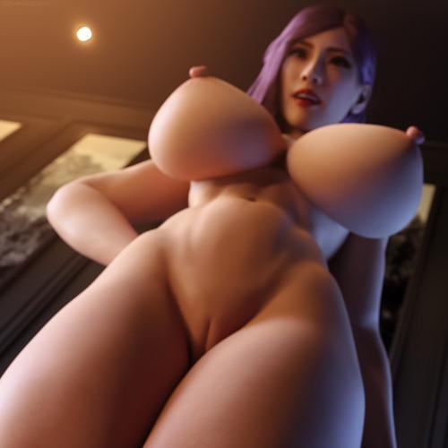 Seong-Hui [3D Porn Comic,big breasts,muscle]