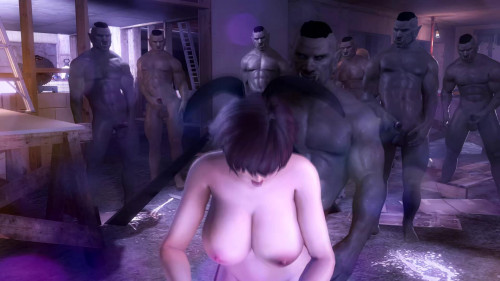 Taimanin Doujin [2020,Animation,Cumshot,Anal]