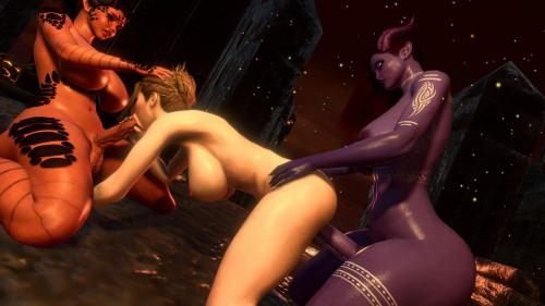 Ina scene 6 [2020,3D,All sex]